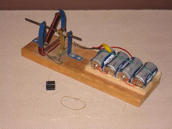 magnets, motors